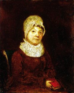 Mrs. John Colcock (Melliscent Jones) | Samuel Morse | Oil Painting