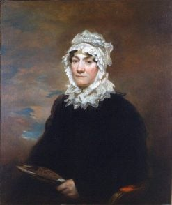 Mrs. James Ladson (Judith Smith) | Samuel Morse | Oil Painting