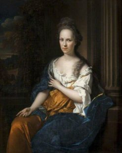 Portrait of a Woman Aged 33 | Adriaen van der Werff | Oil Painting