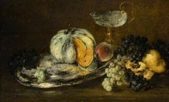 Still Life with Fruit | Antoine Vollon | Oil Painting