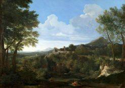 Ideal Landscape | Gaspard Dughet | Oil Painting