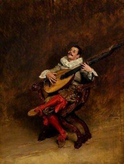 Pasquale | Jean Louis Ernest Meissonier | Oil Painting