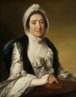 Mrs Maintrew | Johann Zoffany | Oil Painting