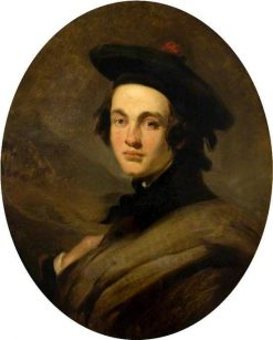 Self-Portrait when a Young Man | John Phillip | Oil Painting