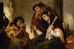 The Fortune Teller | John Phillip | Oil Painting