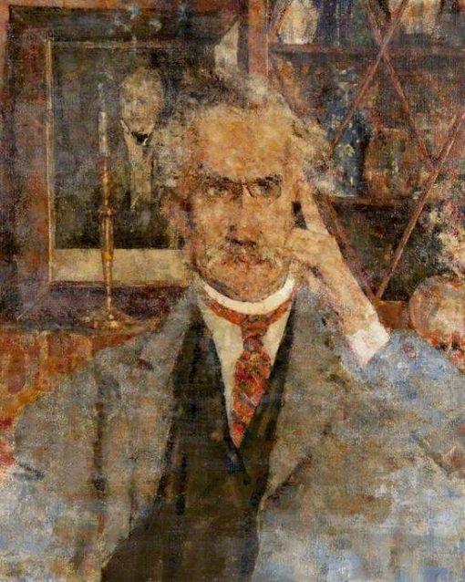 Arthur Campbell | John Quinton Pringle | Oil Painting