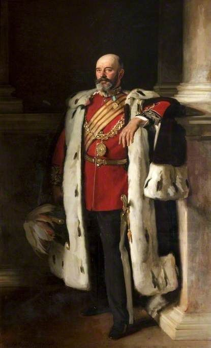 Sir David Richmond (1843-1908)
