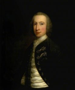 Portrait of a Man (said to be William Pitt