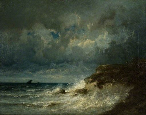The Headland | Jules DuprE | Oil Painting