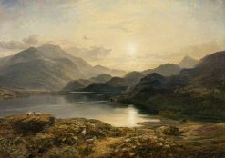 Loch Achray | Samuel Bough | Oil Painting