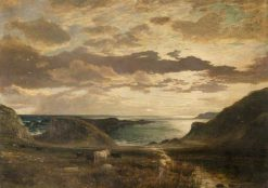 A Scottish Landscape | Samuel Bough | Oil Painting