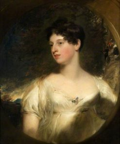 Mrs John Trower | Thomas Lawrence | Oil Painting