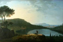 Lake Averno | Richard Wilson