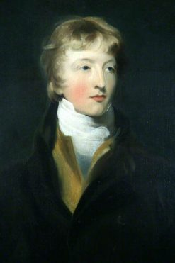 Sir Robert Peel | Thomas Lawrence | Oil Painting