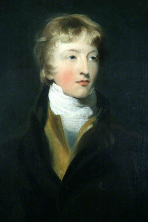 Sir Robert Peel | Thomas Lawrence | Oil Painting