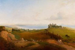 Swansea Bay | William Butler | Oil Painting