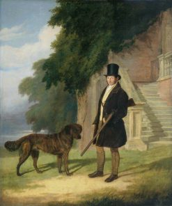 William Stratton | Edmund Havell the Younger | Oil Painting