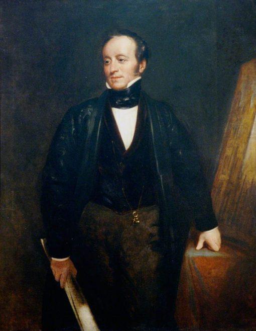 Sir Charles Barry (1795-1860)