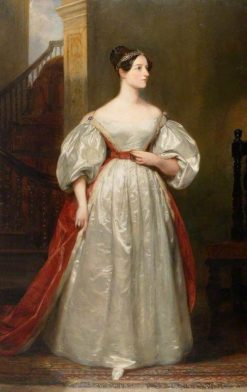 Ada Byron (Daughter of Lord Byron)