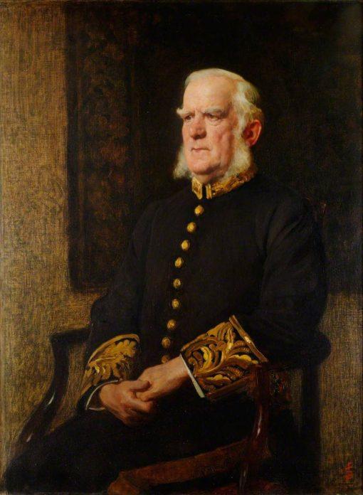 Sir Edward George Clarke (1841-1931)