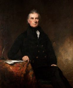 Captain John Grant of Congash (1774-1861) | Colvin Smith | Oil Painting