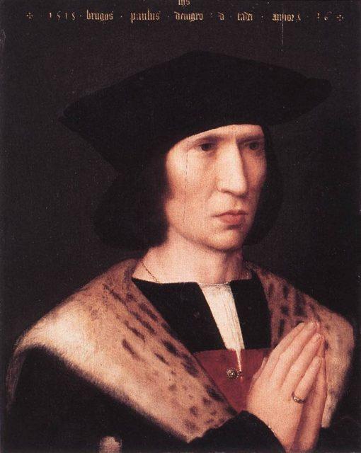Paulus de Nigro   Adriaen Isenbrandt   Oil Painting