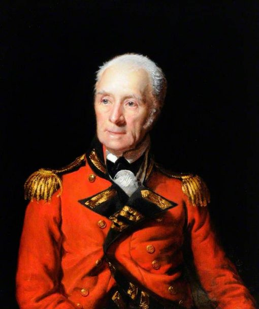 Sir Hew Whiteford Dalrymple (1750-1830)
