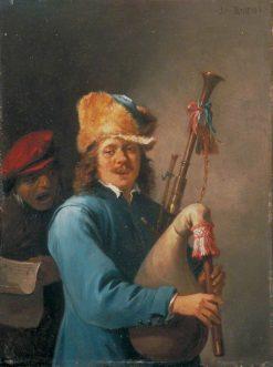 The Five Senses: Hearing | David Teniers II | Oil Painting