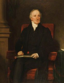 Henry Benjamin Hanbury Beaufoy (1786-1851)