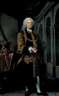 Sir John Barnard (1685-1764)
