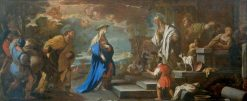 The Visitation | Luca Giordano | Oil Painting