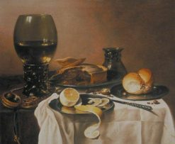 Breakfast Still Life with Roemer