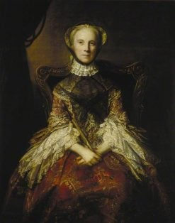 Lady Dorothea Harrison | Sir Joshua Reynolds | Oil Painting