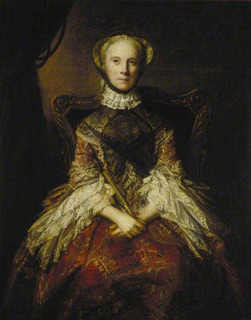 Lady Dorothea Harrison | Sir Joshua Reynolds | Oil Painting