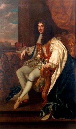 King Charles II (1630-1685) | Peter Lely | Oil Painting
