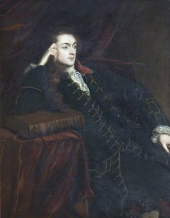 Bennet Langton (1737-1801) | Sir Joshua Reynolds | Oil Painting