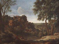 A Classical Landscape | Gaspard Dughet | Oil Painting