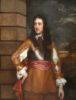 Sir Willam Compton | Peter Lely | Oil Painting
