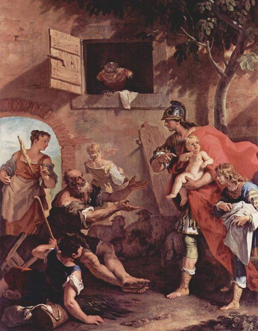 The Infancy of Ciro