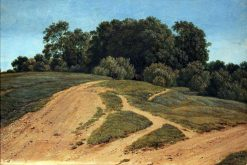 A Country Lane | Wilhelm von Kobell | Oil Painting