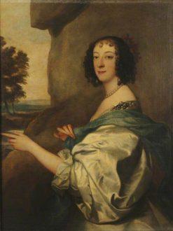 Lady Elizabeth Clifford (1621-1698)