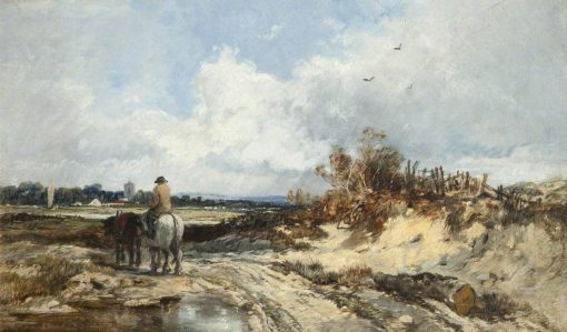 Scene near Whitchurch | William James Muller | Oil Painting
