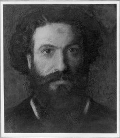 Portrait of the Artist | Alphonse Legros | Oil Painting