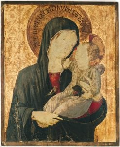 Madonna and Child | Benozzo Gozzoli | Oil Painting