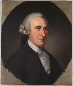 Thomas McKean (1735-1817) | Charles Willson Peale | Oil Painting