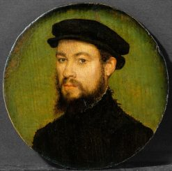 Portrait of a Man | Claude Corneille de Lyon | Oil Painting