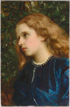Virginia Dalrymple (1850-1922) | George Frederic Watts | Oil Painting