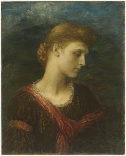 Violet Lindsay | George Frederic Watts | Oil Painting