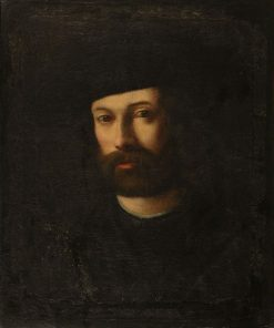 Portrait of a Man | Giovanni Cariani | Oil Painting