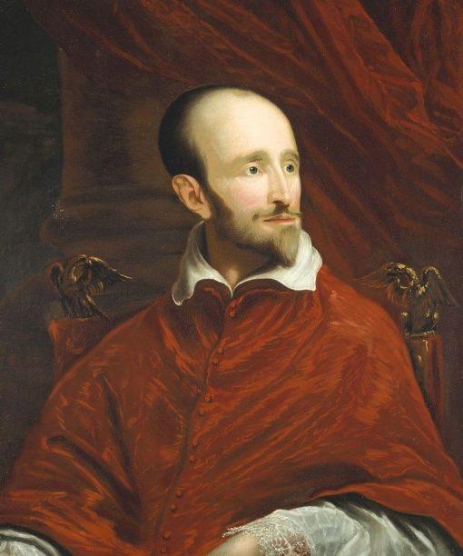 Cardinal Guido Bentivoglio (1579-1644)